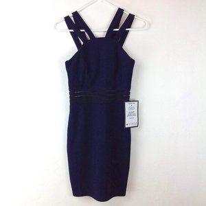 Navy blue City  Studio dress